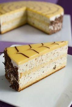 Beste Eierlikörtorte mit VERPOORTEN (Weltmeister der Konditoren Manfred Bacher) - Kuchenrezepte mit Eierlikör   Verpoorten