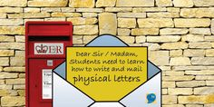 Students need to learn how to write and mail physical letters by I Passed, Computer Science, Physics, Students, Articles, Letters, Writing, Learning, Physics Humor