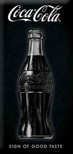 Coca-Cola – Signal of Good Style Coca Cola Bottles, Pepsi Cola, Vintage Advertisements, Vintage Ads, Vintage Coca Cola, Coca Cola Decor, Share A Coke, Always Coca Cola, World Of Coca Cola