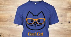Look snazzy with a Cool Cat shirt that will attract all the eyes in the room.