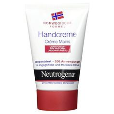 Neutrogena Norwegian Formula Hand Cream Unscented 50ml ** To view further for this item, visit the image link.