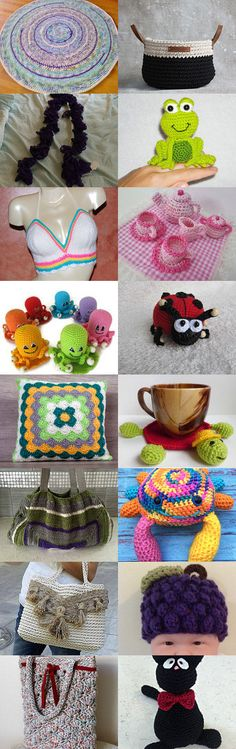 Etsy Crochet by jenneloy on Etsy--Pinned+with+TreasuryPin.com