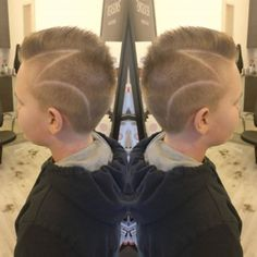 110 Cool Haircuts for Boys 2020 - MrKidsHaircut. Baby Girl Haircuts, Boy Haircuts Short, Cool Boys Haircuts, Latest Short Hairstyles, Trendy Haircuts, Haircuts With Bangs, Trending Hairstyles, Short Mohawk, Curly Mohawk