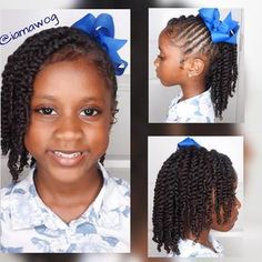 Twist Hairstyles For Kids Best Pinandreta Minter On Keeping It Natural  Pinterest  Girl