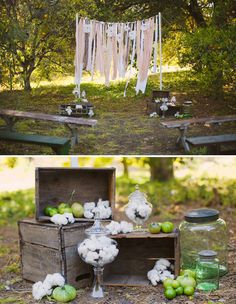 A Southern Style Wedding Shoot