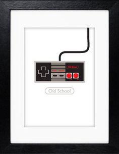 Love Old Nintendo!