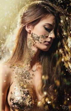 Ideas for fashion editorial photography fantasy makeup Editorial Photography, Portrait Photography, Fashion Photography, Beauty Editorial, Editorial Fashion, Beauty Makeup Photography, Body Glitter, Glitter Makeup, Body Makeup