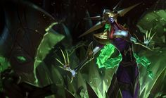 Surrender at 20: Blade Queen Lissandra now available!