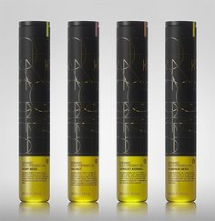 New Packaging- Evolve Cold Pressed Oil