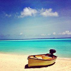 Let's drift away in Maldives