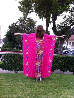 This spectacular pleated hawaiian muumuu was previously owned by Samantha. She lived on the island of Kawaii and was the most popular girl i. Hawaiian Muumuu, Popular Girl, Hula, Kaftan, Revolution, Mad, Barbie, Feminine, Kawaii