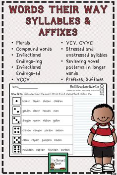 Great for review and practice! I use it during Daily 5 as a word work station.