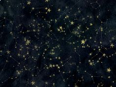 Starry pattern by Leda Creates