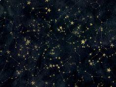 Starry pattern by Leda Creates
