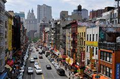 Neighborhood Watch Bowery