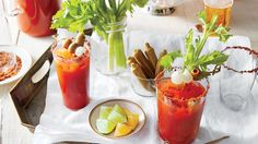 While the South can't lay claim to the Bloody Mary (even cocktail experts can't agree on where or when it was first made), it's such a fixture at weekend brunches and afternoon tailgates that it might as well have originated here. Like many Southern recipes, the cocktail appears simple, but it's deceptively complex. Tomato juice and vodka are essential—from there, spices and seasonings vary as much as the person making the drink. We tested all sorts of add-ins (some traditional, some not so…