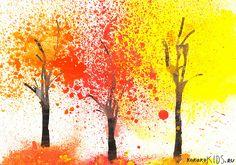 Encre et spray de peinture... :)