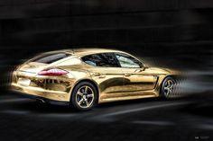 Golden Car...