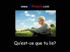 French Lesson Video: French Lesson 6