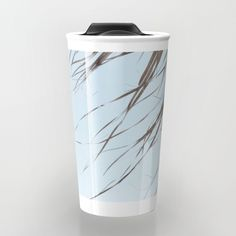 Beach spirit Travel Mug by byjwp Cold Drinks, Beverages, Travel Mugs, Wraparound, Coffee Mugs, Tropical, Construction, Ceramics, Tableware