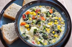 SouthernPlate's Country Chowder