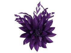 Latest Fascinators:  Failsworth Millinery Feather Flower Fascinator (Price: £14.99)