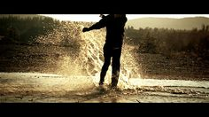 The Beauty of Mud (4000 fps)