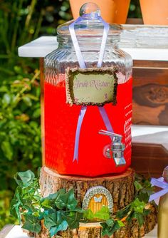 Fairy Garden Birthday Party Ideas | Photo 9 of 47 | Catch My Party