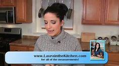 Homemade Cauliflower Gratin Recipe - Laura Vitale - Laura in the ...