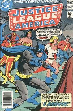 Justice League of America Vol 1 172 (Dick Giordano)