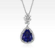 Tanzanite Jewelry | Blue Nile