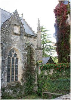 Rochefort-en-Terre, Bretagne