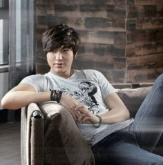 Lee Min Ho, City Hunter: I'm Batman.