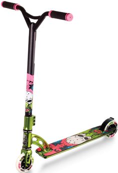 Madd Gear MGP Nitro End Of Days Scooter Green - $249.00 : Bakerized Skate Shop, Destroy and Repeat