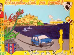 GOD7 en Corse