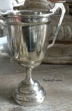 FleaingFrance....Fur & Feather Club Trophy - 1949 England