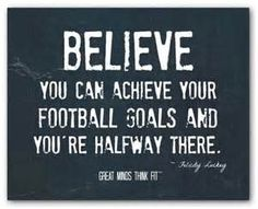 football quotes - Bing Images