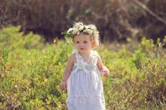 Teepees & Sweetpeas Flower Girl Inspiration