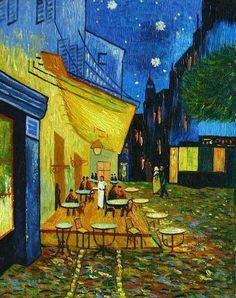 Van Gogh Van Gogh Van Gogh