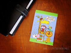 Jungle Stickers Lion Hippo Monkey Elephant etc  by MrsBrimbles, £2.99