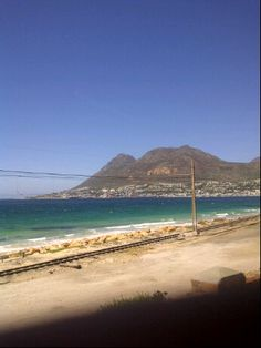 Beaches on the False Bay side of the peninsula are the most popular with swimmers as the water is warmer.  Source: WikiTravel