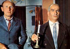 """Bourvil & Louis de Funès in """"La Grande Vadrouille"""" (1966)"""