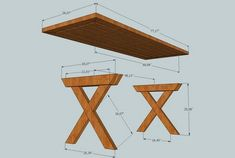Do-It-Yourself Picnic Table Tutorial | DIY projects for everyone! | Page 2