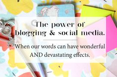 The Power Of Blogging And Social Media | Dorkface | Bloglovin'