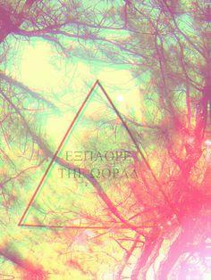 // triangle // greek //
