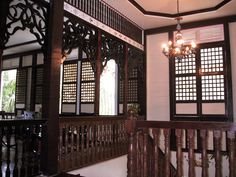 bohol old house Filipino Architecture, Philippine Architecture, Filipino Interior Design, Home Interior Design, Filipino House, Philippine Houses, Grand Staircase, Contemporary Architecture, Beautiful Interiors