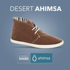 Desert Ahimsa.