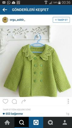 Canan Atesoglu # crochet poncho kids for girls