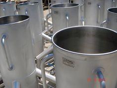 115 litre Kapasiteli Mobil Pot Tankları   Füzyon Makina
