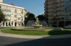 Fonte do Largo da Dona Estefânia (Lisboa) - Distrito de Lisboa   Guia da Cidade   Região de Lisboa